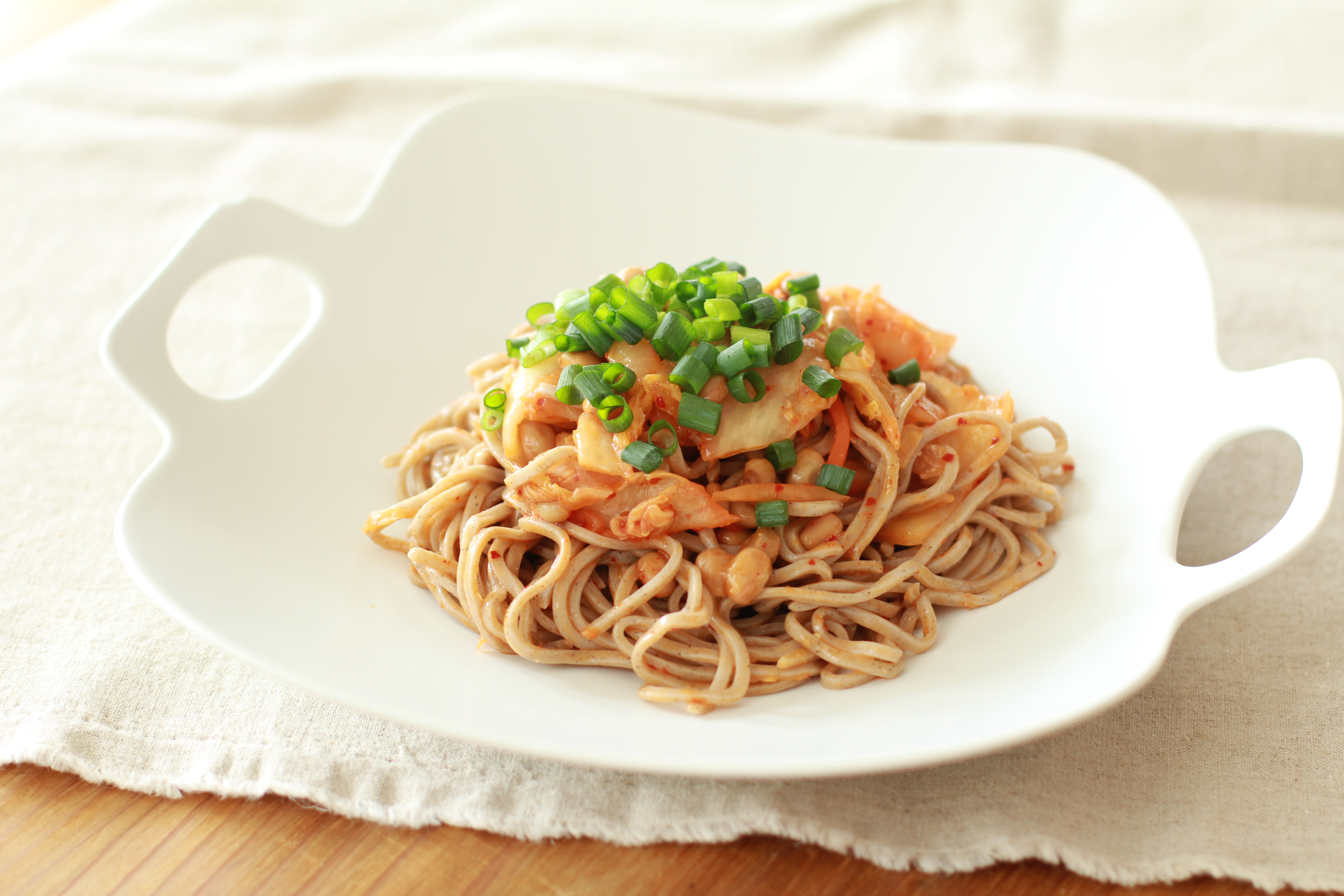 多忙なアナタが知っておきたい「蕎麦の力」と応用レシピ