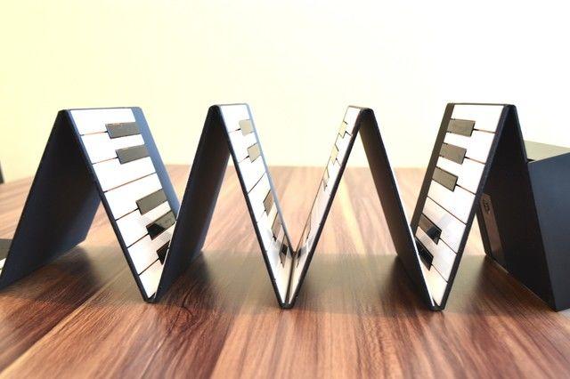 折りたたみ式「モバイルグランドピアノ」が画期的!