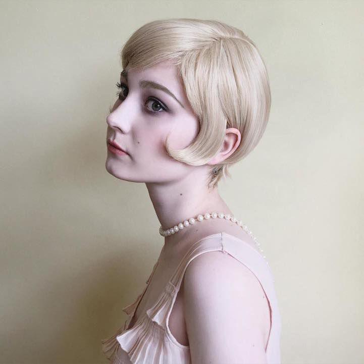 フォロワー3万人♡オードリー・ヘプバーンからキャリー・マリガンまで、数々の有名女性に変身する17歳のインスタグラマー