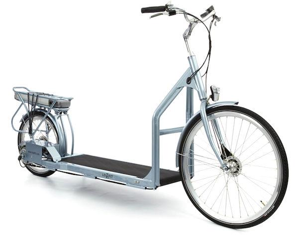 自転車にペダルが必要って誰が言った?オランダ発「ウォーキングバイク」は、街乗りの常識を変える
