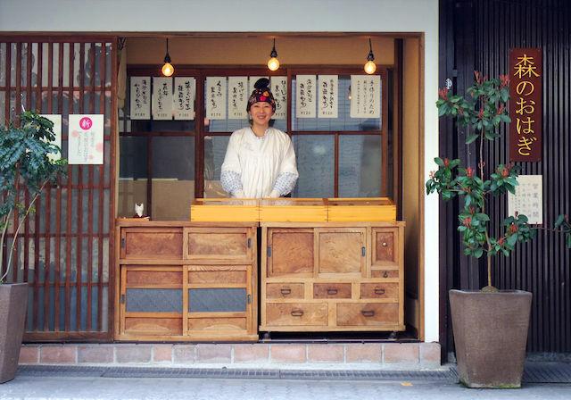 大阪の隠れた名物!カラフルで、ころんと可愛い「森のおはぎ」って?