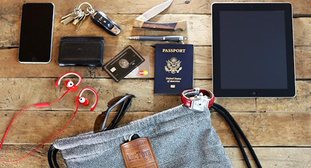 泥棒も舌を巻く、史上最強クラスの「防犯バッグ」。海外旅行も安〜心!