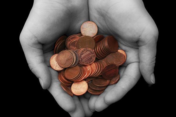 お金を手に入れる