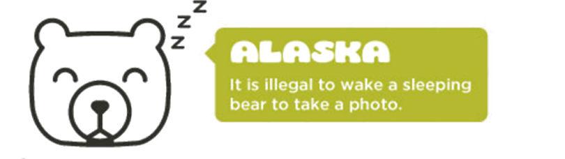 都市伝説レベル?アメリカ各州の「冗談としか思えない法律」(45選)