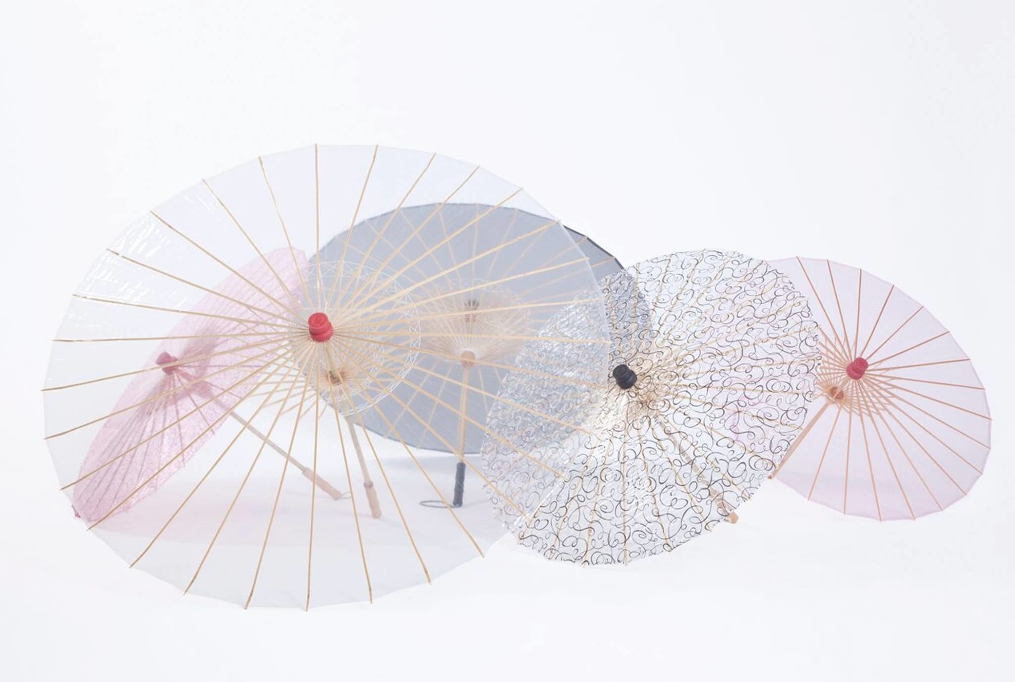 UVを99%カット!100%自然に還る「エコな番傘」が海外でブーム