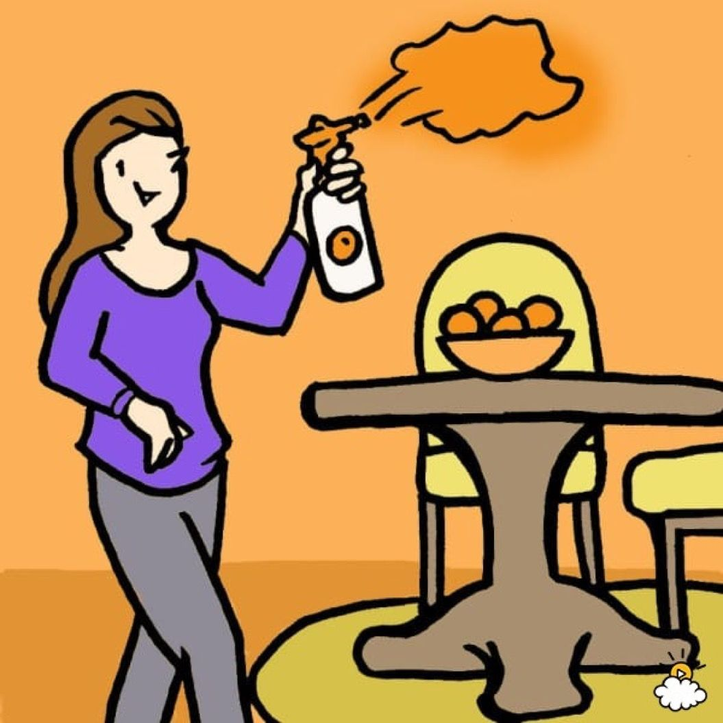 風水を部屋に取り入れるアイデア11選。「幸運のオレンジ」って!?