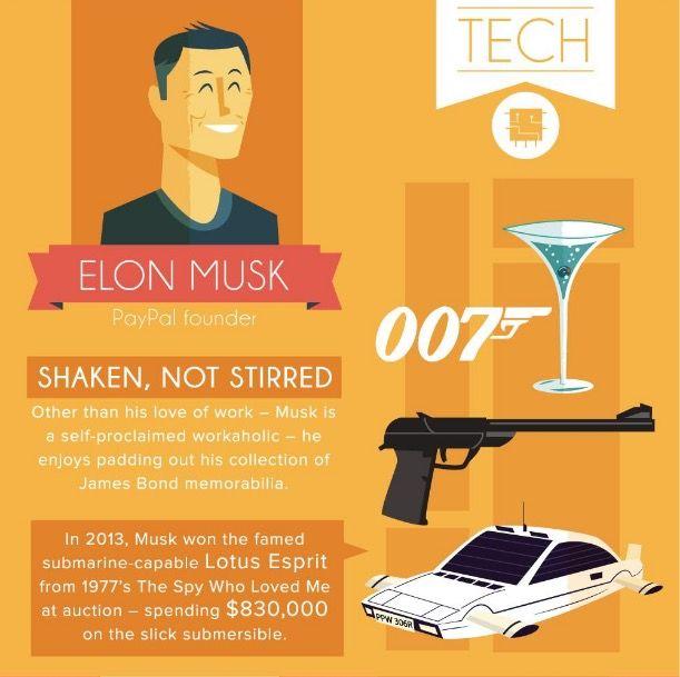 世界の有名人たちは、余暇をどうやって過ごしているの?