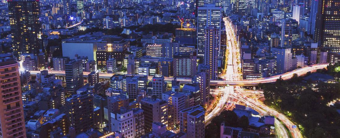 映画を見たあとに感じる「あの余韻」。東京の街明かりを見下ろした4分間のタイムラプス