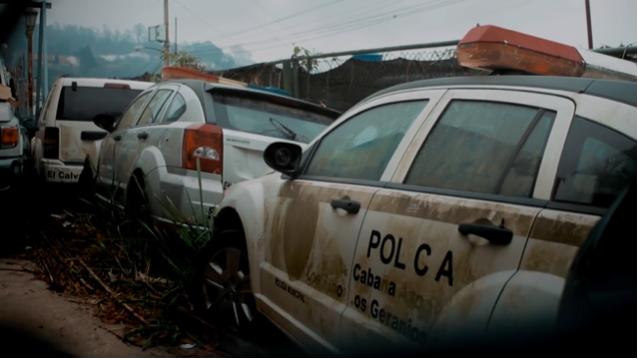 殺人事件が多発するベネズエラの治安を守った「見えない警察官」って?