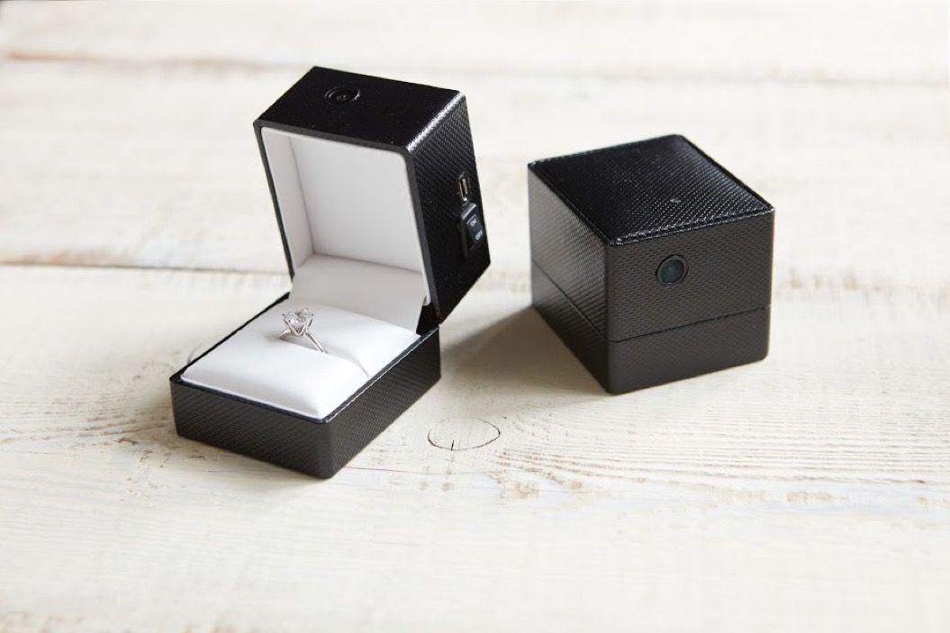 1万人以上が利用!「プロポーズの瞬間を記録」できるリングケース