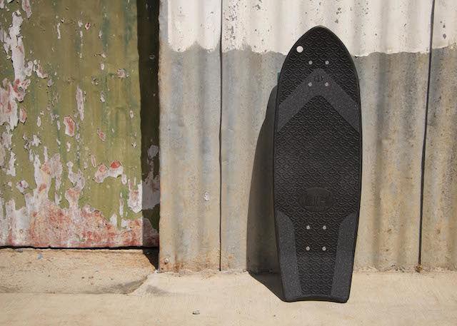 「スケートボード」で環境問題にアプローチ!?その素材はなんと・・・