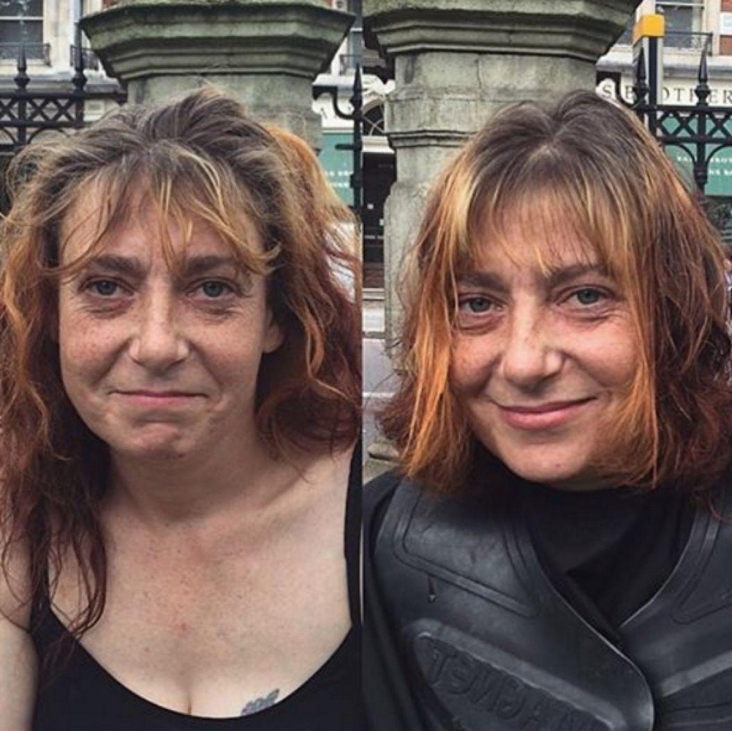 ホームレスへの「無料ヘアカット」が、思わぬムーブメントへ!(ロンドン)