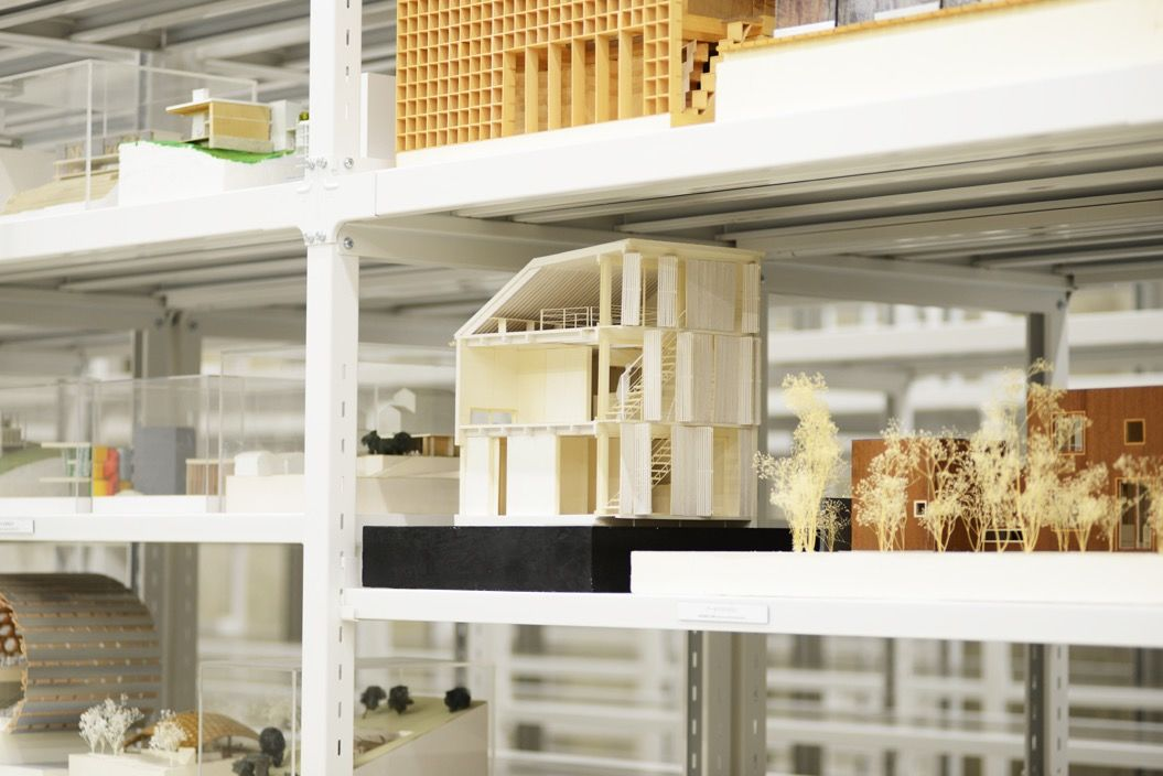 国内唯一の建築模型展示施設「建築倉庫ミュージアム」がOPEN(6月18日〜)