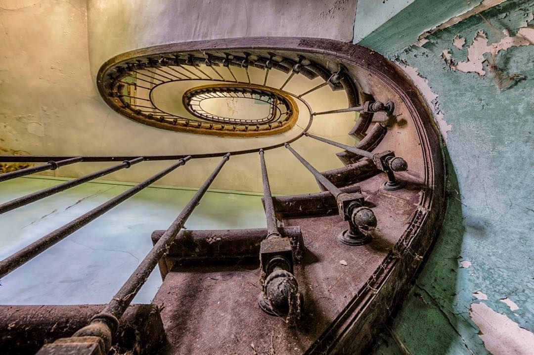 「忘れ去られた廃墟」を求めて旅する写真家