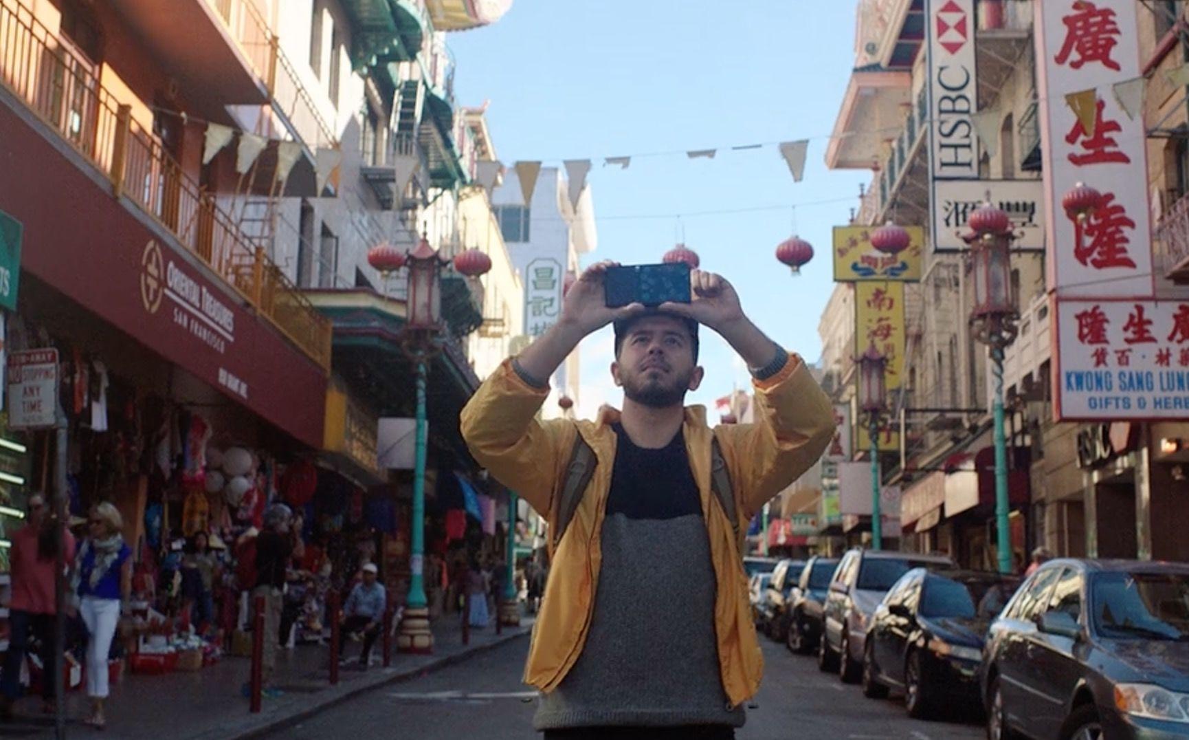 レンズはなんと16個!?撮影後に「ボカシ」が入る高機能カメラ