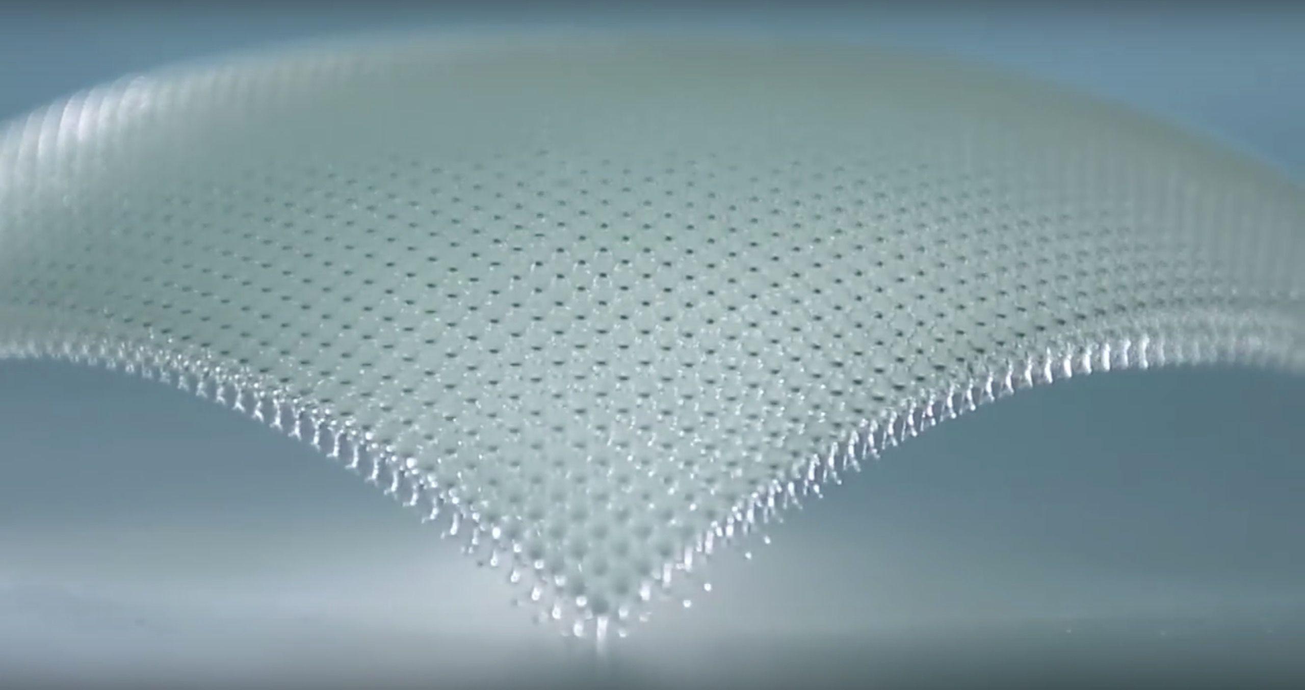タンポポの綿毛より軽い「世界最軽量の金属素材」とは?