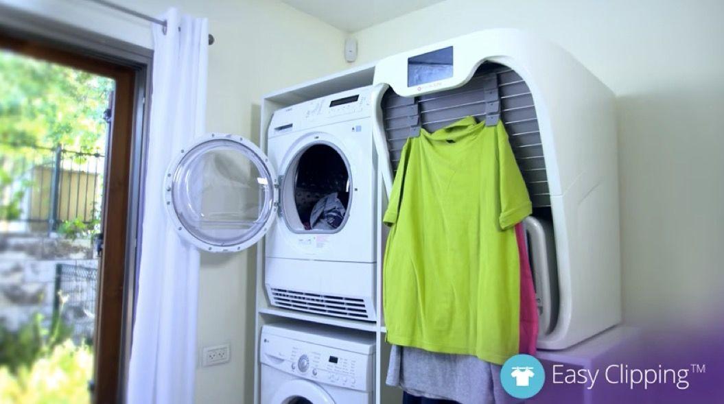 「全自動洗濯物たたみ機」がついに出た!家事がますますラクになる