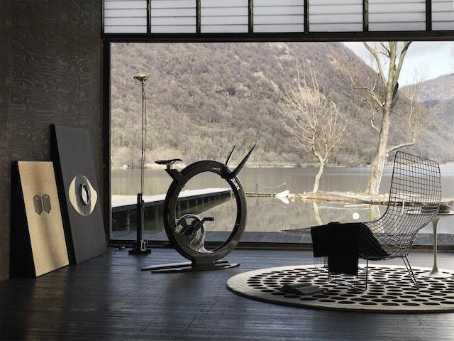 家具と調和する「エアロバイク」を追求した結果・・・