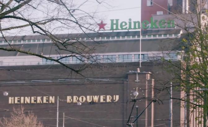 ハイネケンが道案内する「ビール」を設置。手にとったユーザーが行きついた先は・・・