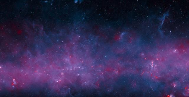 【息を飲む動画】コレが、「天の川」のなかで星々が誕生する領域