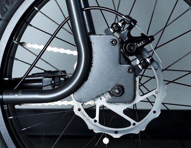 パワフルでレトロな「電動自転車」はいかが?