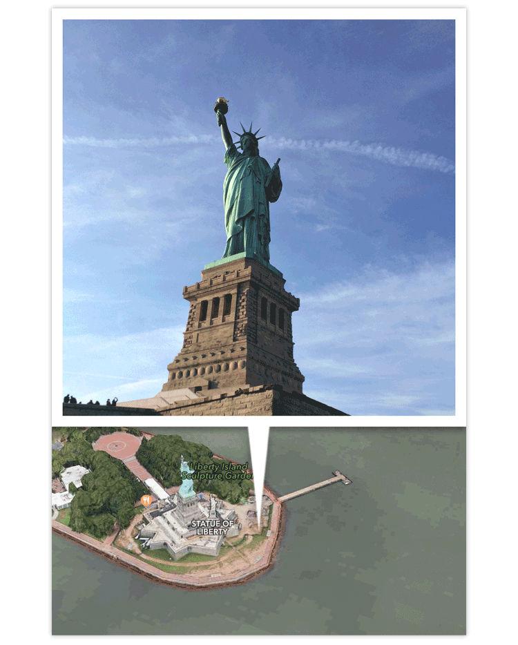 地図入り写真を作れるアプリ「WHERE」が登場。私、ここにいるよ!