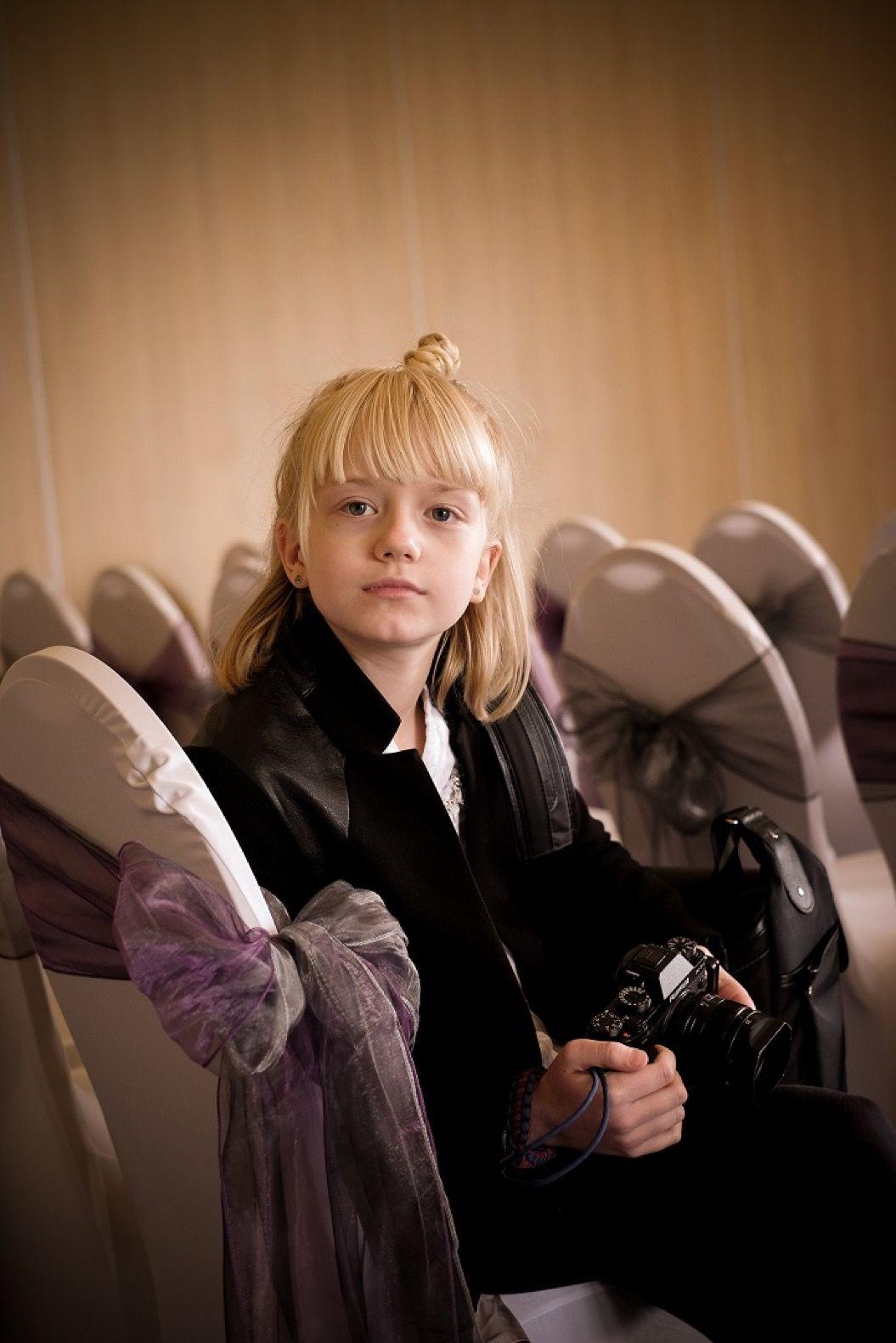 9歳のカメラマンが撮影した写真にビックリ。