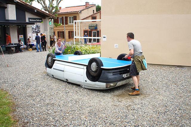 廃車寸前の「ポンコツ車」のはずが・・・便利すぎるじゃないか!