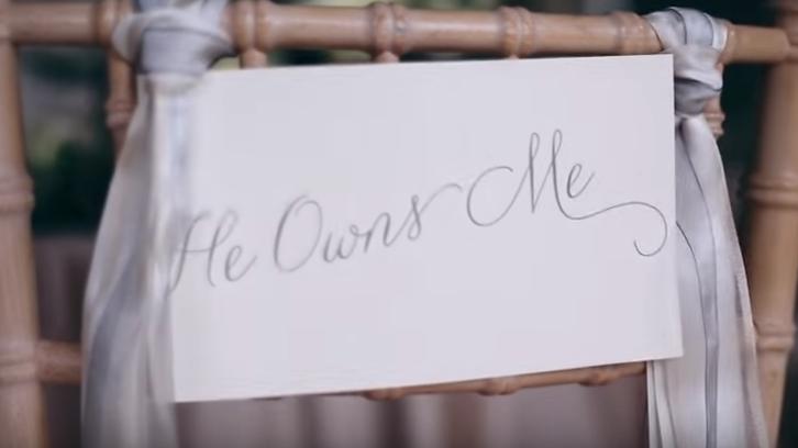 残酷な結婚式「彼女は僕のものだよ」に込められたメッセージとは