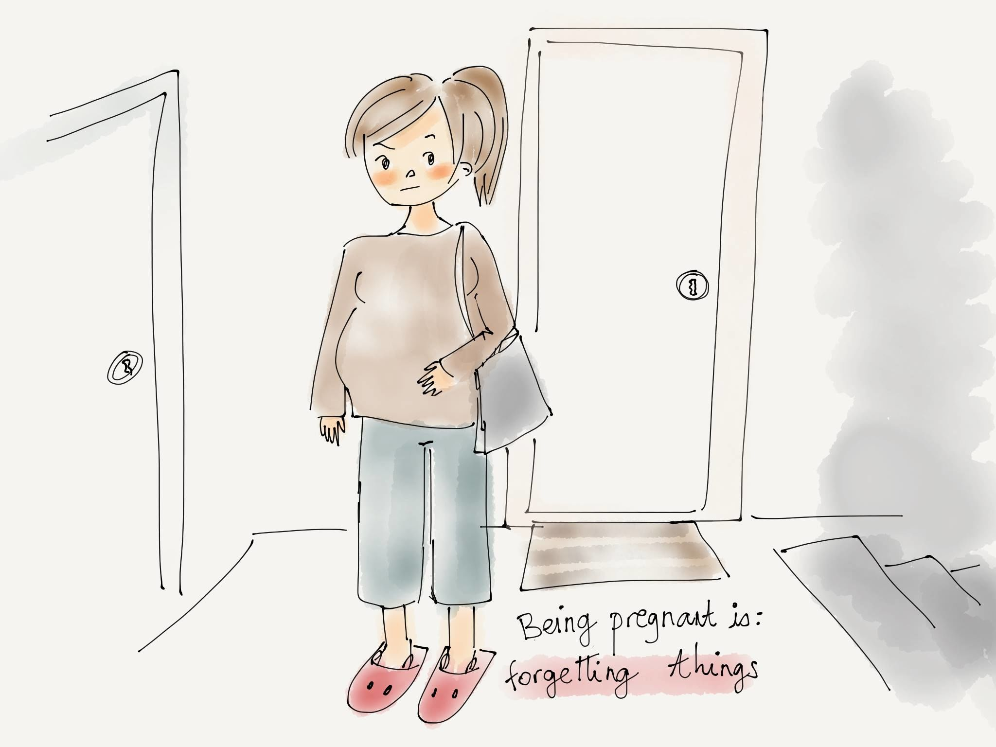 「妊娠は、新しいラブストーリーのはじまり」。キュートなイラストが話題に!