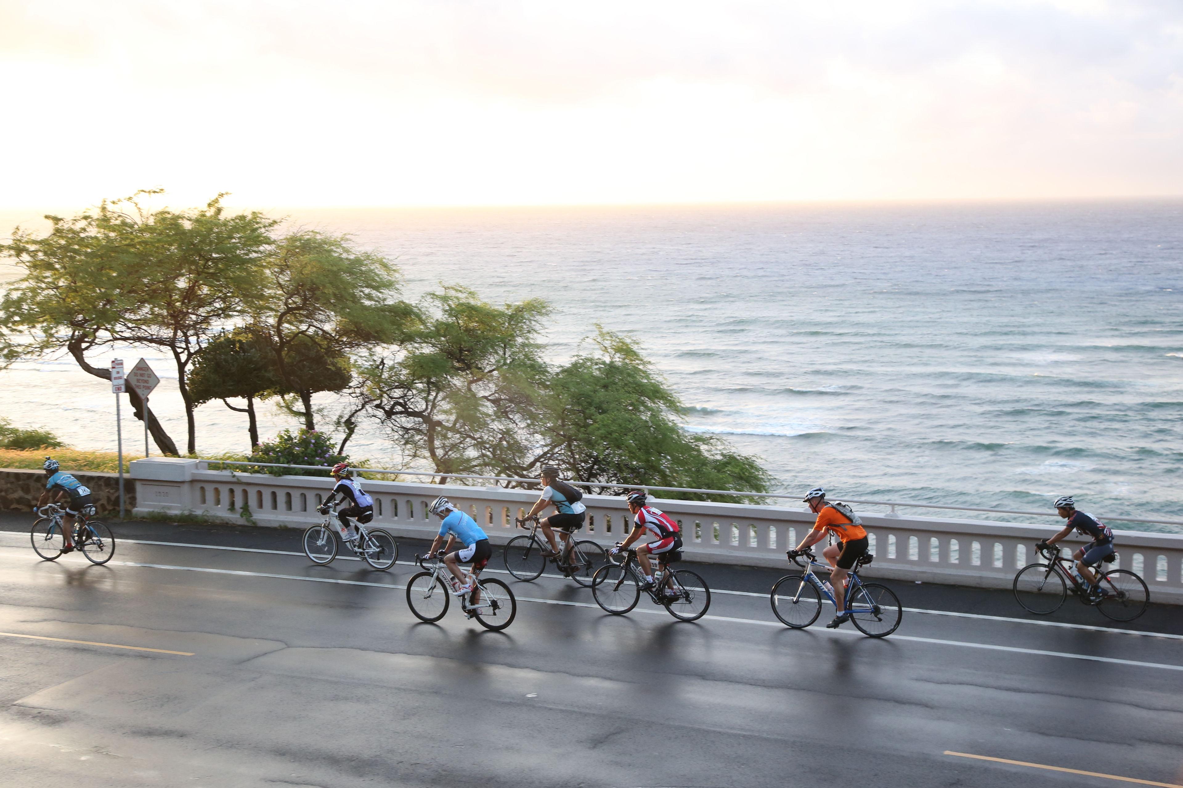【参加者募集中】オアフ島の魅力をサイクリングで楽しむ160km