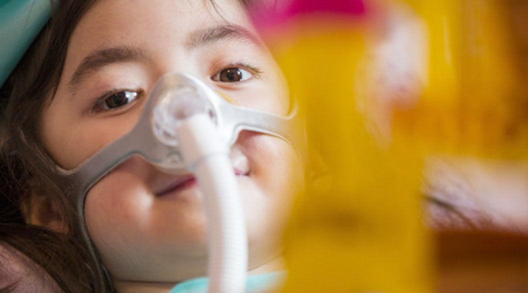 「病院にいるよりも天国に行きたい」難病と闘い続けた、5歳の少女「最後の願い」
