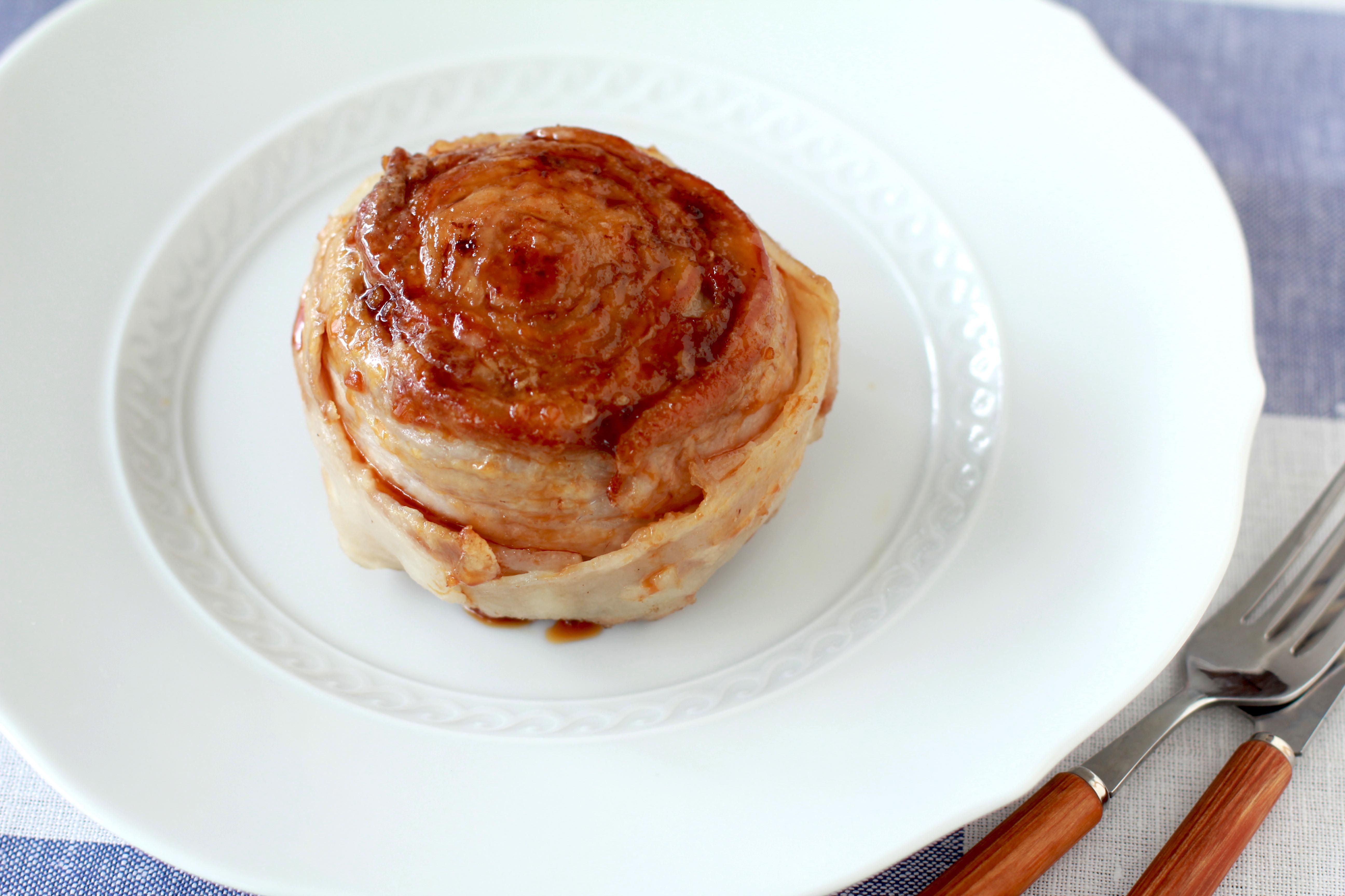 節約中もがっつり食べたい。そんなときは「豚バラのロールステーキ」を!