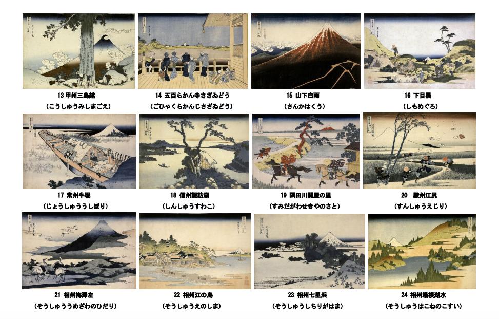 新しい「日本のパスポート」には北斎の浮世絵が?その斬新な中身とは・・・