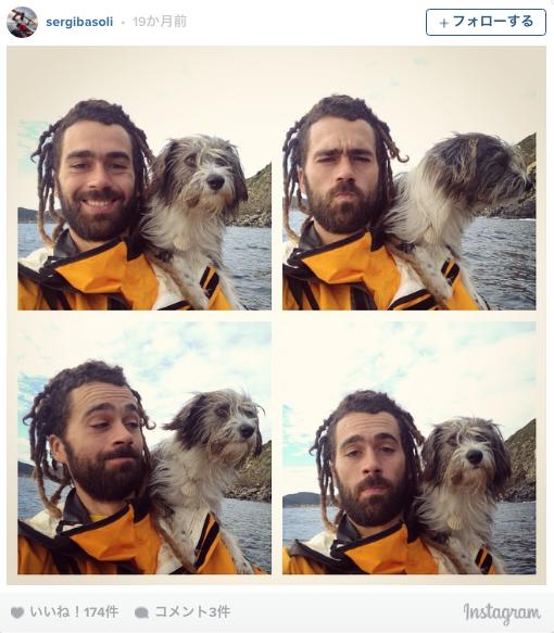 仕事をやめて「カヤック」で旅に出た男と、愛犬ニルヴァーナの友情写真(12枚)