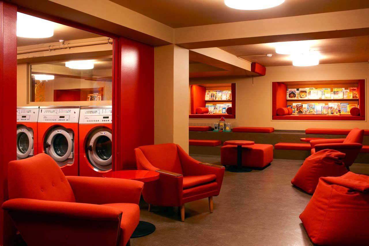 そこは「カフェでもあり洗濯をする場」、いまランドリーのコミュニティ化が止まらない