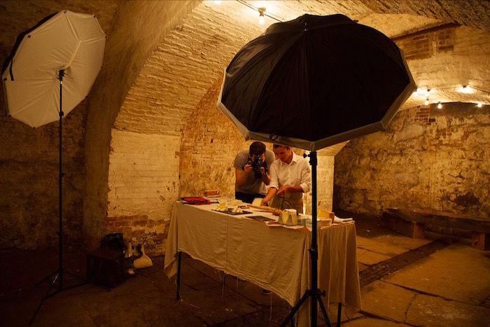 大都市の地下。19世紀の洞窟トンネルから生まれる熟成チーズ(ブルックリン)