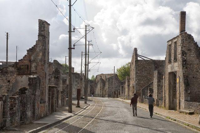 【ダークツーリズム】ナチスにより1日で消されてしまった「オラドゥール村」