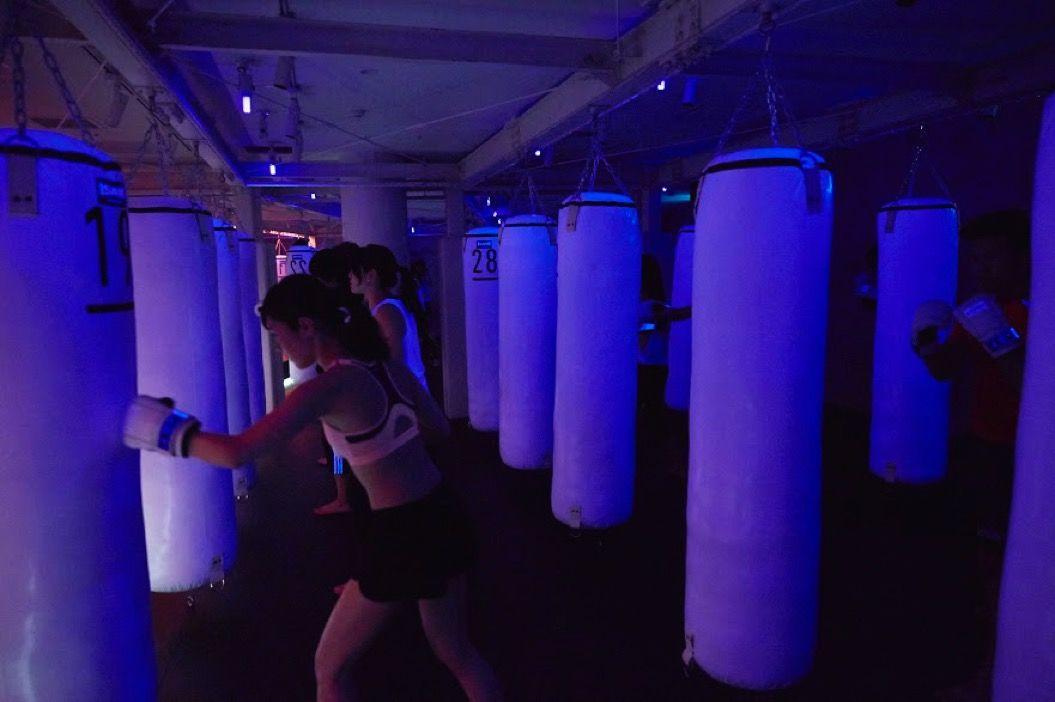NY最先端の格闘系フィットネス、日本上陸