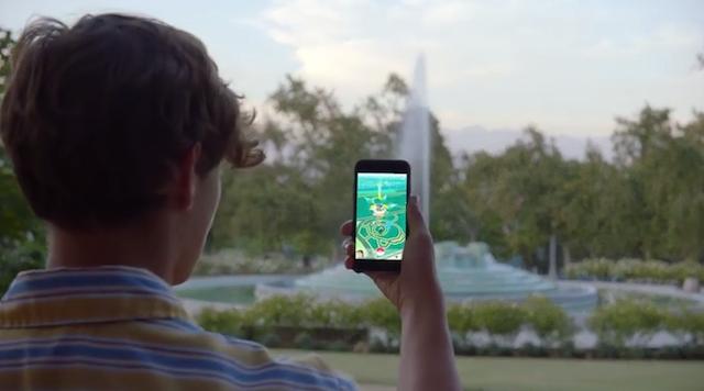 現実世界と連動する『Pokémon GO』が、全米を席巻中!(動画あり)