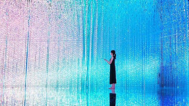 チームラボ史上、最大規模のデジタルアート作品展。これは見逃せない!