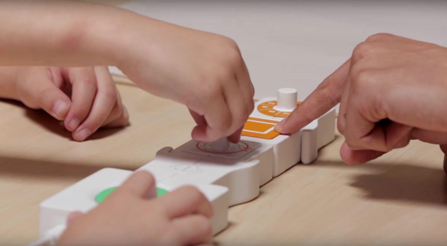 遊びながらプログラミングが学べる「ブロックのおもちゃ」をGoogleが開発中。