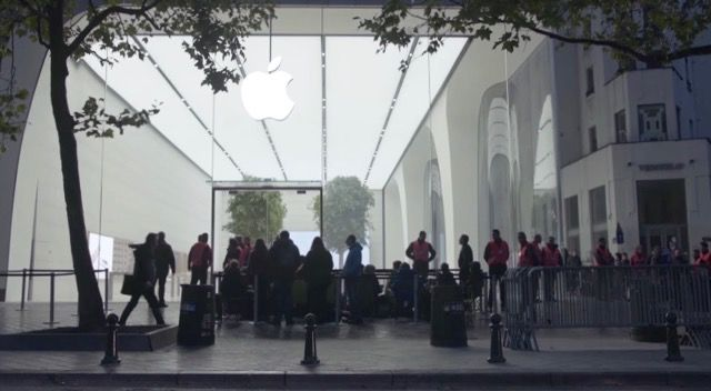 Apple新製品の行列「代わりに並びましょうか?」そこに隠された秘密とは