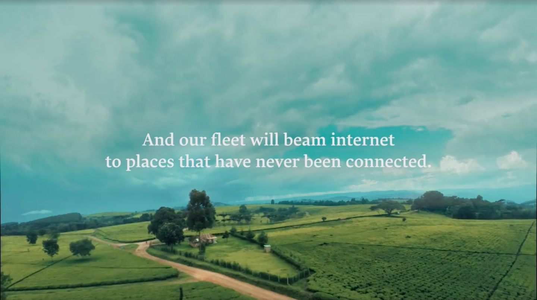 Facebookが、世界中にネット環境を届けるドローンの初フライトに成功!