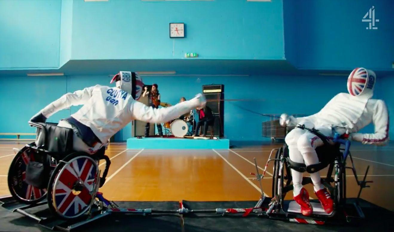 限界突破!超人的な「パラリンピック」の迫力に圧倒される動画。