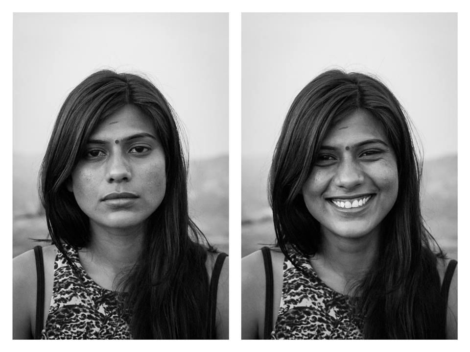 だから僕はみんなに「笑って」って言うんだ。笑顔の素敵さがよくわかる7枚の写真
