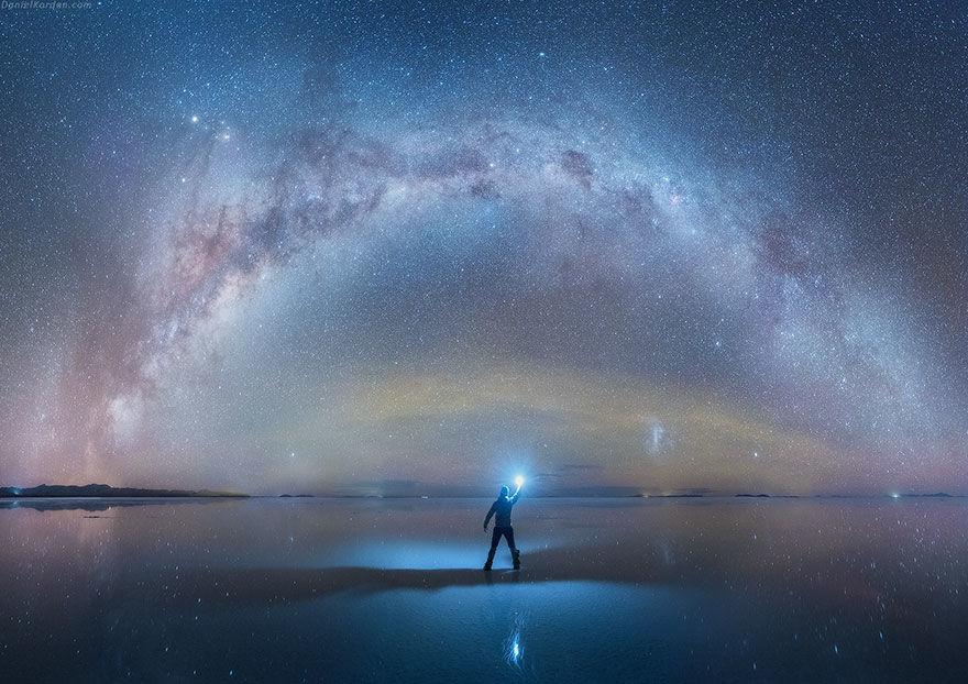 ウユニ塩湖の写真は見飽きた。そう思っている人にこそ、見てほしい4枚です。