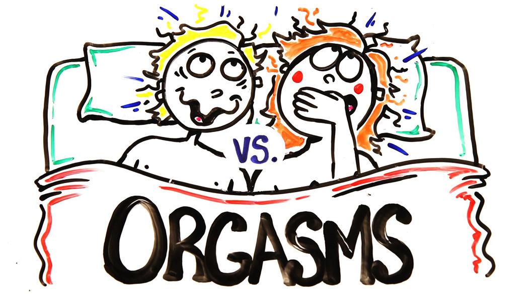 「オーガズムの感じ方」って、男女でどう違うの?(動画あり)