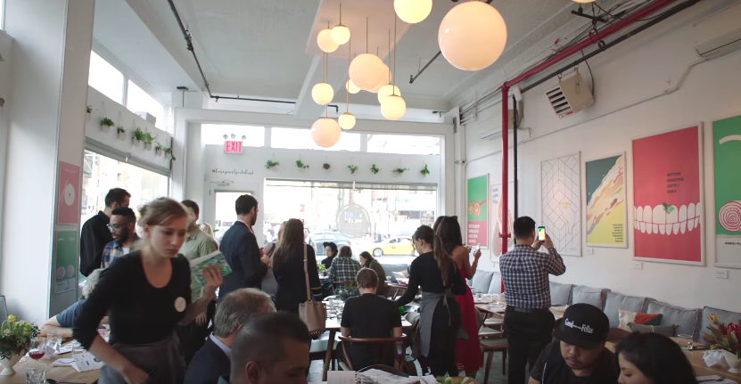 GoogleがNYに5日間限定で多国籍レストランをオープン。そこで活躍したのが・・・