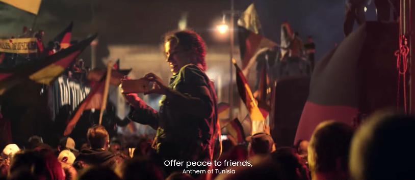 【リオ五輪明日開幕】胸を熱くする世界14カ国の「国歌リレー」